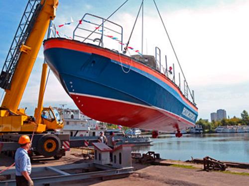 Перевозка яхт и катеров по России